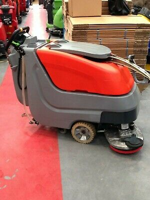 Scrubber Dryer Hako B70 CL WB with traction
