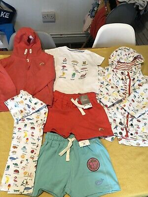Next  Girls Bundle Of  Matching Clothes 2-3 Some Bnwt