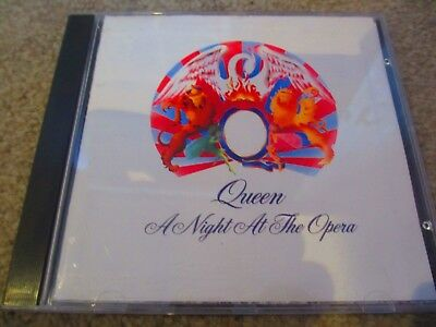 Queen - A Night At The Opera CD ALBUM EXCELLENT CONDITION