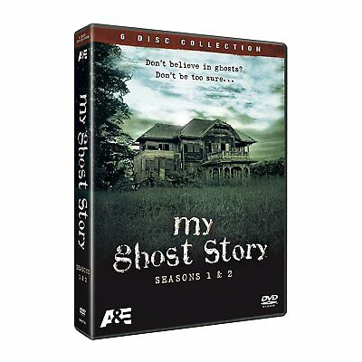 My Ghost Story Complete Season 1 + 2 Paranormal Collection New 6 Dvd Edition R4