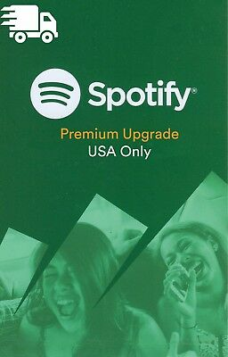 Spotify PREMIUM 12 month Warranty  | Use Your OWN Account | Quick Delivery