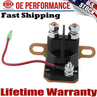 STARTER RELAY SOLENOID Switch For Polaris Sportsman 335 400/500 1997-2002