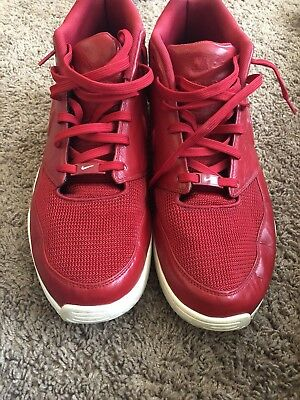 3c52f11ed21e Nike Air EnterTrainer Gym Red Gym Red Sail (819854 600) Men s Shoes Sz