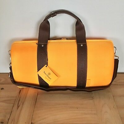 Veuve Cliquot Champagne Picnic Case Bottle Glass Carrier