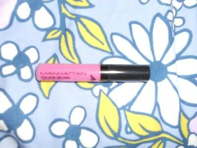 Manhattan - Colour Splash - Liquid Lip Tint - Hint Of Pink - 7Ml