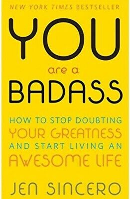 You Are A Badass - Paperback by Jen Sincero