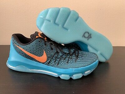 premium selection e66c3 94ddc NIKE KD 8 Viii Blue Basketball Shoes Mens Size 13 749375 400