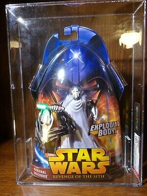 AFA Graded Star Wars Episode III Rots #36-General Grievous-Exploding Body U85