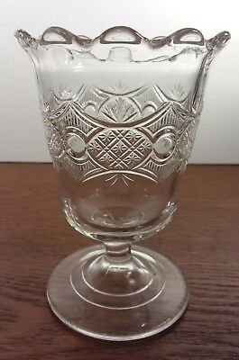 Antique Shell and Jewel EAPG Pattern Glass Pitcher | eBay