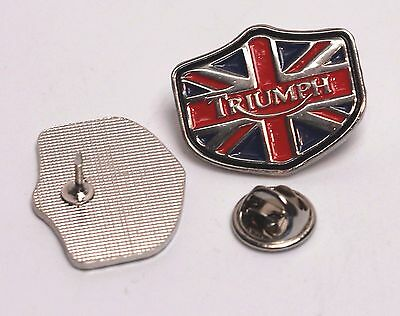 Triumph Motorcycles Shield Logo Pin (Pw 259)