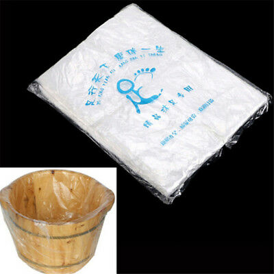 Bath Basin Bags For Feet Pedicure Disposable Environmentally Foot Tub Liner YI