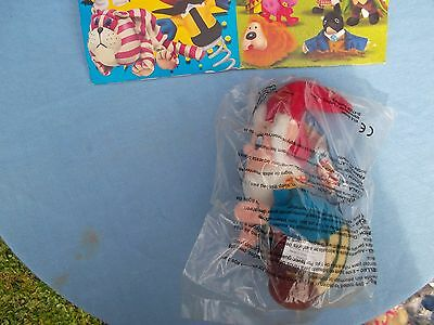 Big Ears still sealed - McDonalds Happy Meal from 2001 / more avail