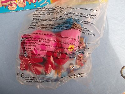 Ermintrude still sealed - McDonalds Happy Meal toy TV Favourites 2001