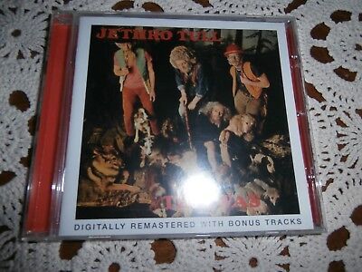 Jethro Tull This Was Cd Emi Digital Remaster 2001  Made In Italy