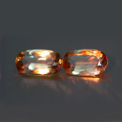 2.42cts UNIQUE 100% NATURAL' DANCING COLOR CHANGE AXINITE RARE GEM AAA !!!!