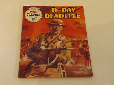WAR PICTURE LIBRARY NO 329 !,dated 1966 !,V GOOD for age,great 53!YEAR OLD issue