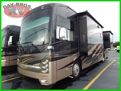 14 Thor Motor Coach Tuscany XTE 36MQ Used Class A Diesel Motorhome RV