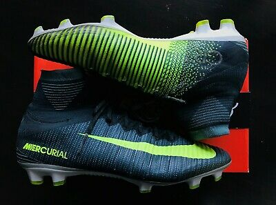 a236ea299 Nike Mercurial Superfly V CR7 Chapter 3  Discovery FG - Seaweed Volt UK size
