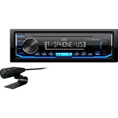 Autoradio numérique MP3/USB/Bluetooth JVC KD-X351BT