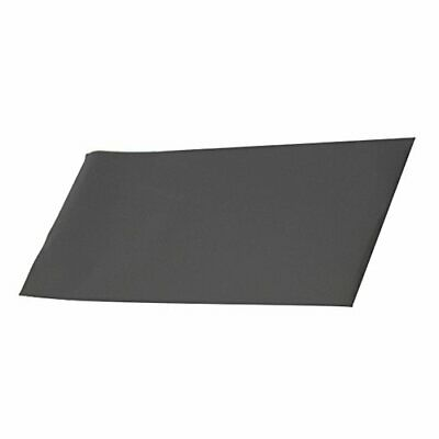Black Heat Resistant Thin Silicone Grade Rubber Gasket Sheet 12 by 12 inch,1/...