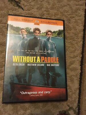 Without a Paddle (Full Screen Edition) DVD
