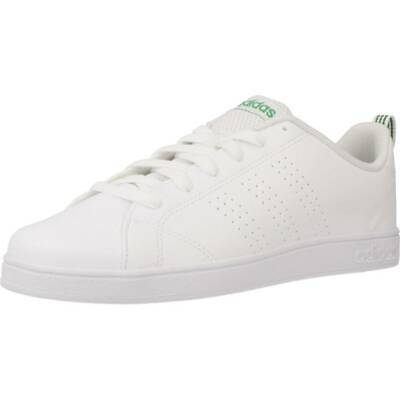 hot sale online a7598 893a3 Basket pur homme ADIDAS VS ADVANTAGE CL K, Color Blanc