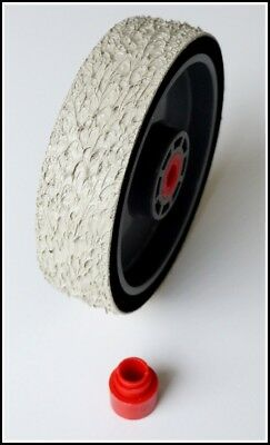 "TOP 6"" grit 8000 lapidary diamond resin cabbing grinding wheel 8000grit rez"