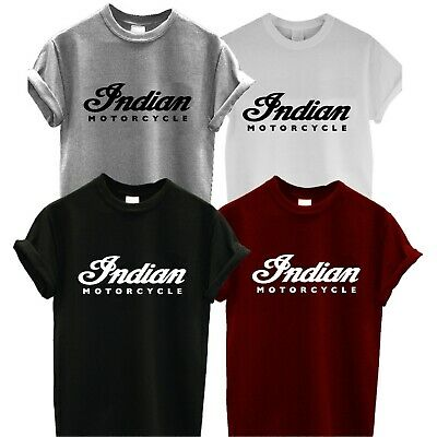 T SHIRT INDIAN BIKE TED MOTORCYCLE VINTAGE CLASSIC TEE TOP inspired motorbike