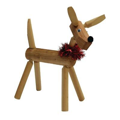 Adwood Manufacturing Solid Pine Rustic Deer kit Art/Craft kit