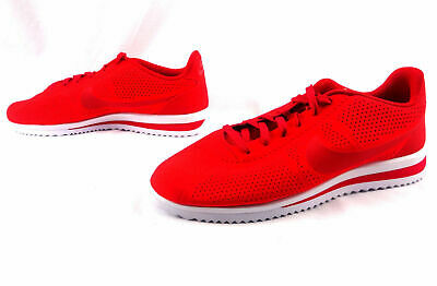 separation shoes a8f20 44c1c NIKE CORTEZ ULTRA Moire Men's Running Training Shoes Red/Whtite 845013 601