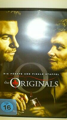 The Originals Staffel 5 3DVDs NEUWERTIG!!!