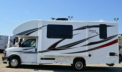 Jayco Redhawk 22A RV Motorhome New 2019 Rear Bed  1 slide Clearance Price