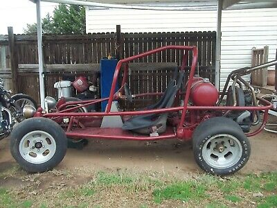 Sand Rail Dune Buggy With Vw Motor