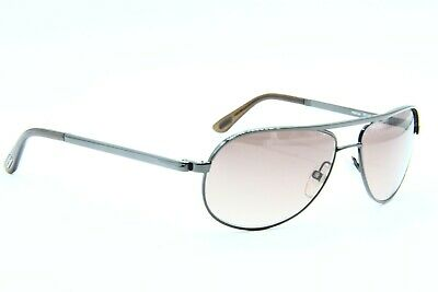 11ffb68912890b New Tom Ford Tf 143 08F Mathias Gunmetal Gradient Authentic Sunglasses 58-14