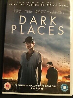 Dark Places DVD (2016) Charlize Theron Free Fast Delivery
