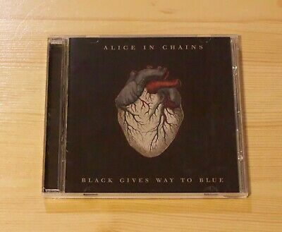 Black Gives Way to Blue by Alice in Chains (CD, Sep-2009, Virgin)