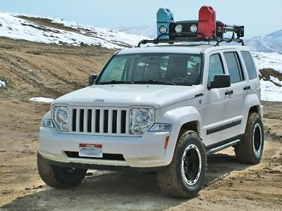 "Jeep Liberty lift 3"" lift. KK, 2008+. Leveling lift, Liberty & Nitro.  DOT Legal"