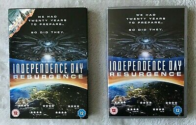 'Independence Day: Resurgence' with Slip Cover (DVD) - Jeff Goldblum