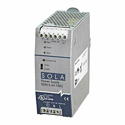 SolaHD SDN2.5-24-100P DC Power Supply, 24 VDC