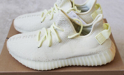 fa002006f New Adidas Yeezy Boost 350 V2 Butter Yellow UK 7.5 US 8 US W 9 EU