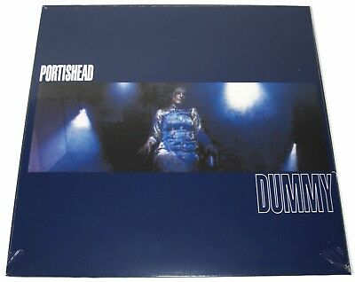PORTISHEAD - DUMMY 180g Vinyl LP - New & Sealed Massive Attack Gorillaz Third 3