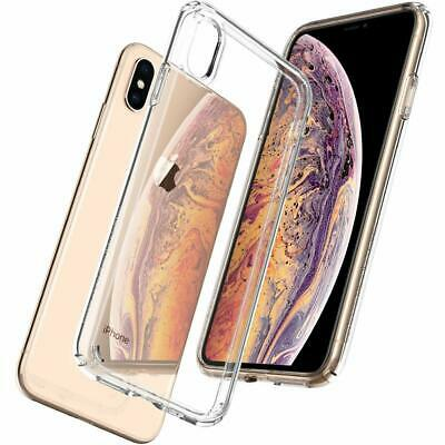 Spigen® Iphone Xs Max [Ultra Hybrid] Transparent Coque Housse Etui Case [Clear]
