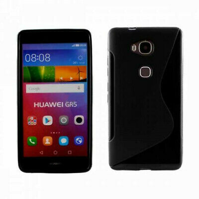 Ultra Thin Soft TPU Silicone Jelly Bumper Cover Case for  Huawei GR5 & Honor 5X