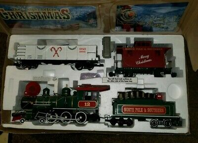 BACHMANN TRAINS NIGHT Before Christmas Train Set, Large Scale