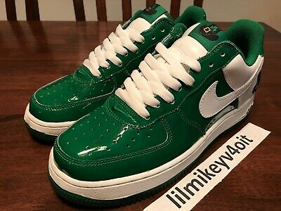 Nike Air Force 1 Low St. Patrick's Day (2006) in Green for
