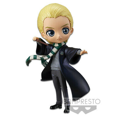 Harry Potter Draco Malfoy Q Posket Figurine from Banpresto Normal Colour