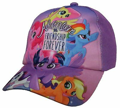 My Little Pony Girls Baseball Cap Adjustable Hat Kids Youth Toddler Toy  Gift 2+ 25611e343acc