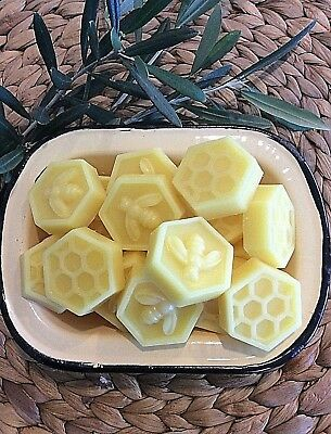 100g Beeswax - 100% Pure Raw Australian  - Direct from Beekeeper in S.E.Qld