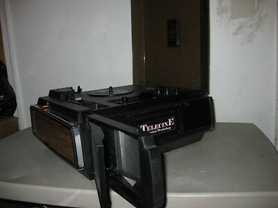 Telecine Reg 8Mm, Super 8 Silent Projector Film Transfer