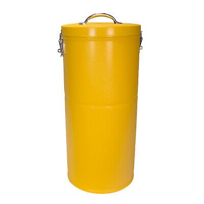 Replacement Yellow Canister for Steel Dragon Tools K50 Drain Cleaning Machine